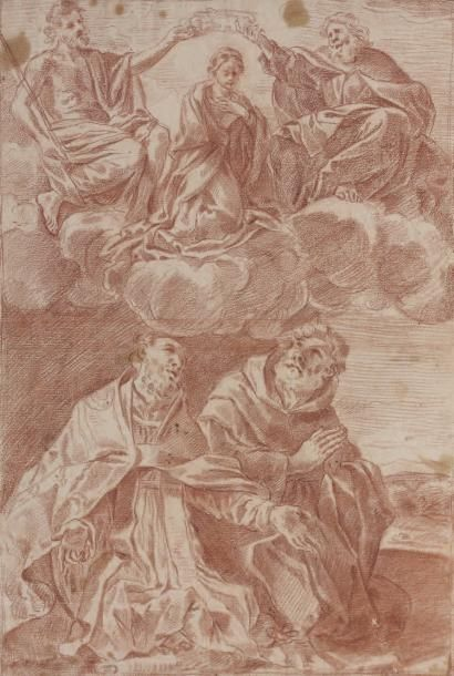 Ecole italienne XVIII ème siècle