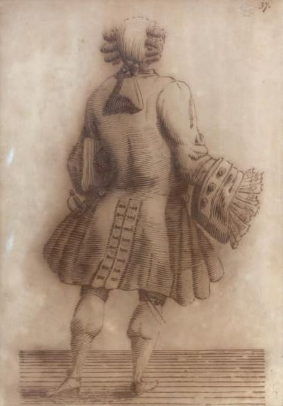 Pier Leoni GHEZZI (Rome 1674 - 1755 Rome)
