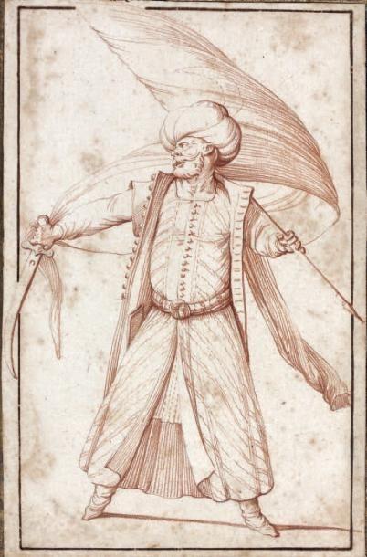 Attribué à Charles François de SILVESTRE (Paris 1667- 1738)