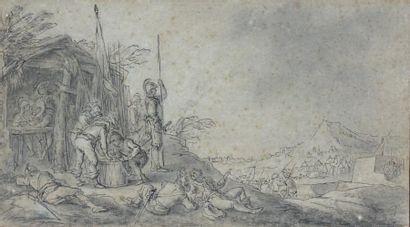 Ecole Française du XVIII ème siècle