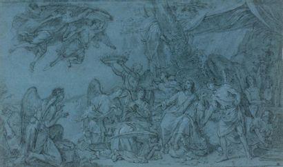 Attribué à Nicolas de POILLY (Paris 1675 - 1747)