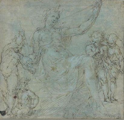 Aurélio LUINI (Luino 1530 - Milan 1593)