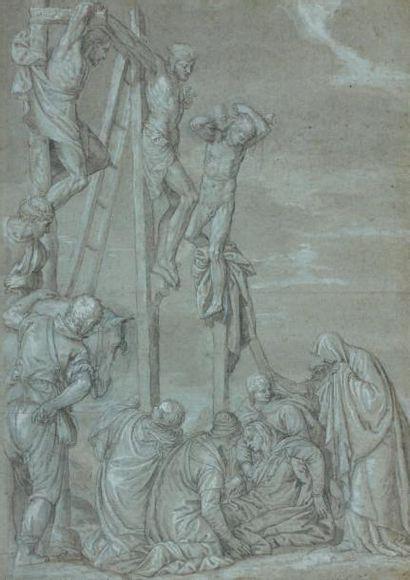 Atelier de Paolo CALIARI dit VERONESE (Vérone 1528 - Venise 1588)