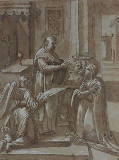 Avancino NU CCI (Castillo 1551 - Rome 1629)