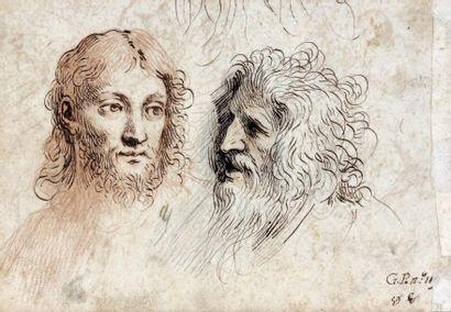 Jacopo NEGRETTI dit PALMA Il Giova ne (Venise 1544 - 1628)