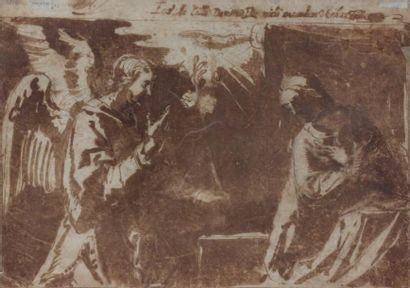 Alessandro CASOLANI (Sienne 1552 - 1606)