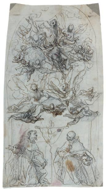 Luigi BENFATTO dit Alvise Dal FRISO (Vérone autour de 1551 - Venise 1611)