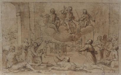 Giovanni Battista PAGGI (Gênes 1554 - 1627)