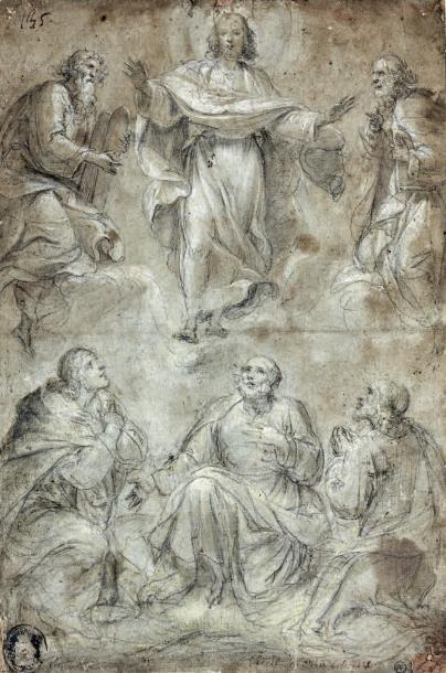 Attribué à Camillo PROCACCINI (Bologne 1555 - Milan 1629)