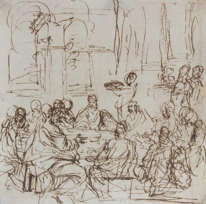 Alessandro MAGANZA (Vicence 1556 - 1630)