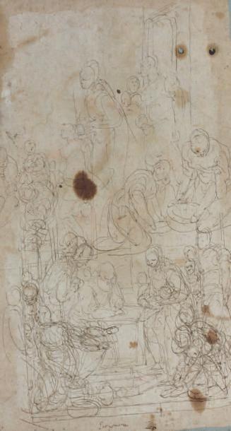 Domenico CRESTI dit Il Passignano (Passignano 1558 - 1638)