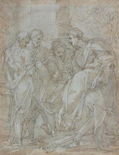 Giovanni Battisa DELLA ROVERE I dit il Fiammenghino (Milan 1561 - 1627)
