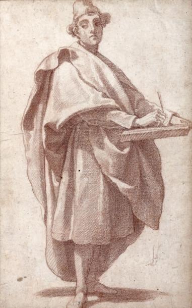 Attribué à Domenico CRESTI dit Il Passignano (Passignano 1558 - 1638)