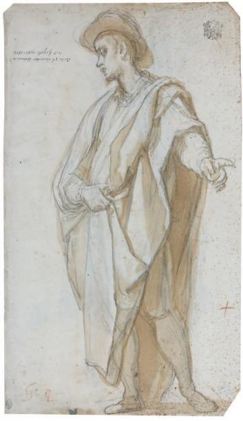 Attribué à Sigismondo COCCAPANI (Florence 1583 - 1642)