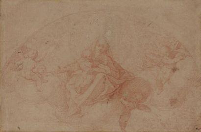 Attribué à Ventura SALIMBENI (Sienne 1568 - 1613)
