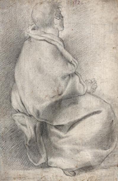 Attribué à Giovanni MANNOZZI dit Giovanni da San Giovanni (San Giova Valdamo 1592...