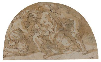 ECOLE ITALIENNE du XVII ème siècle