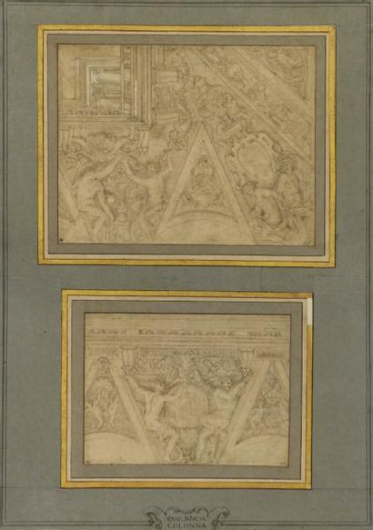 Angelo Michel COLONN A (Côme 1600 - Bologne 1687)