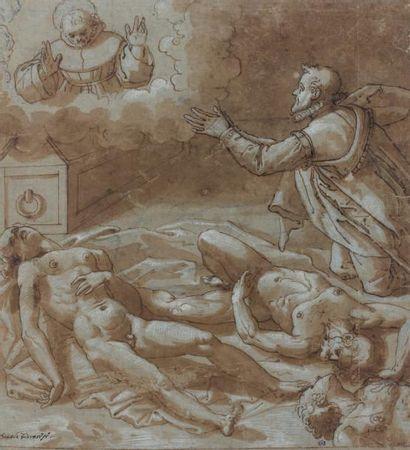 Ecole FLORENTINE du XVIème siècle