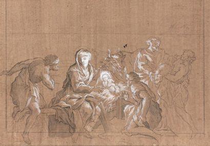 Ecole Italienne de la fin du XVII ème siècle