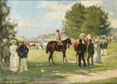 Louis ABEL TRUCHET (1857 - 1918)