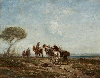 Ecole Provençale du XIXème siècle