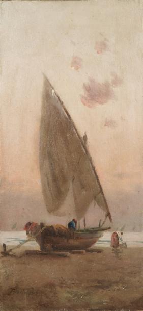 Paul BISTAGNE (Marseille 1850 - 1886)