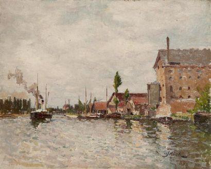 Alfred CASILE (Marseille 1848 - 1909)