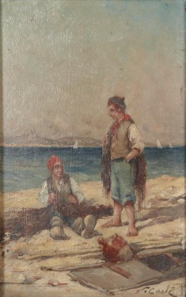 Victor COSTE (Marseille 1844 - 1923)