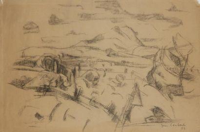Jean LOMBARD (Dijon 1895 - Paris 1983)
