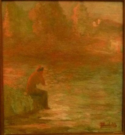 Joseph GARIBALDI (Marseille 1863 - 1941)
