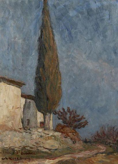 Marius CHAMBON (Arpajon 1876 - 1962)