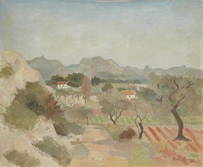 René DUREY (Paris 1890 - 1959)