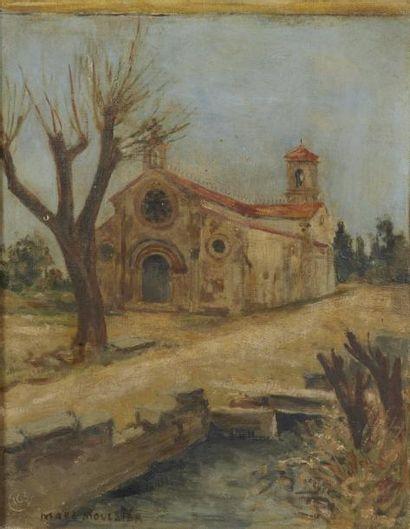 Marc MOUCLIER (Aigre 1866 - Paris 1848)