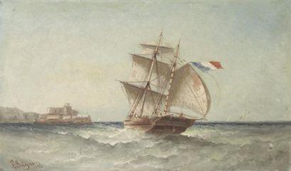 Paul SEIGNON (Actif au XIXème siècle)