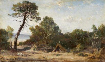Vincent COURDOUAN (Toulon 1810-1893)