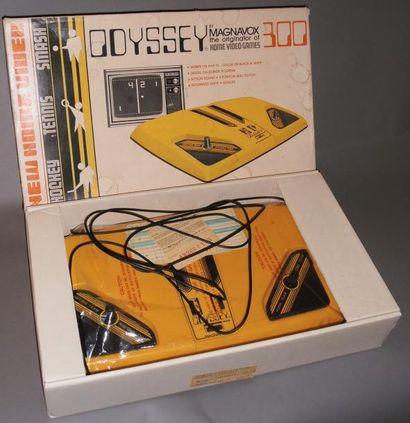 Console Odyssey 300 (1976) en boîte d'origine...