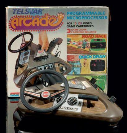 Jeu Coléco Telstar Arcade - USA 1977 Superbe...