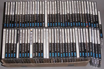 Full Set jeux NEO CD USA tous les jeux présents dont les plus rares pour un total...