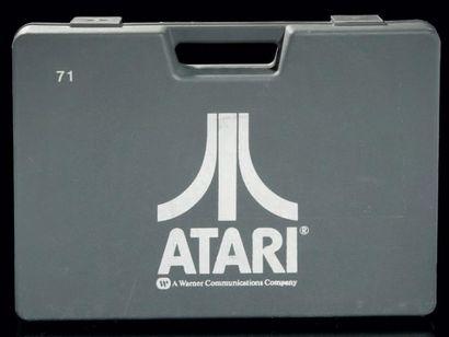 Valise Atari 2600 complète, édition limitée...