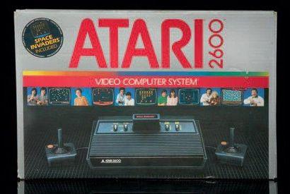 Console Atari 2600 en boîte (version française...