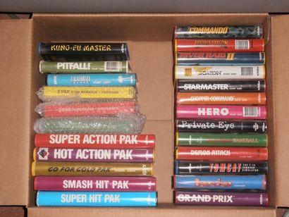 Lot de 24 jeux «HES Packs» (Home Entertainment...