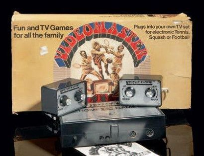 Console Videomaster Home T.V. Game VM-577...