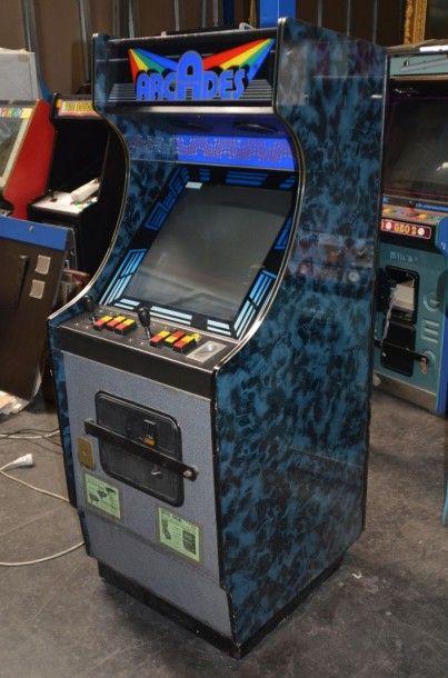 Borne Arcade Electronic - Une documentation...