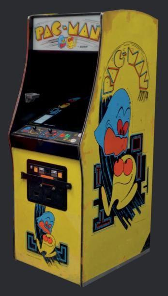 Borne Midway Pac-Man originale