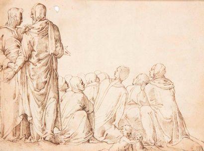 Ecole italienne du XVIème siècle