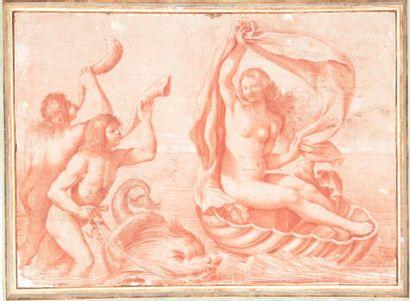 Attribué à Benedetto GENNARI (Cento 1633 - Bologne 1715)