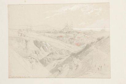 Jules LAURENS (Carpentras 1825 - 1901 Saint Didier)