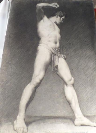 Constant LORICHON (Paris 1800 - ?)