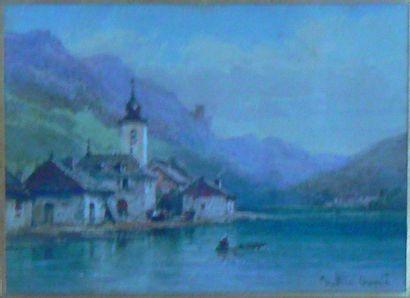 Justin OUVRIE (Paris 1806 - Rouen 1879)